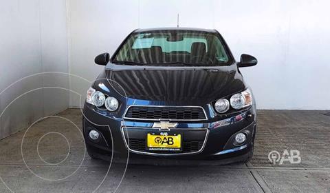 foto Chevrolet Sonic LTZ Aut usado (2016) color Azul Marino precio $158,000