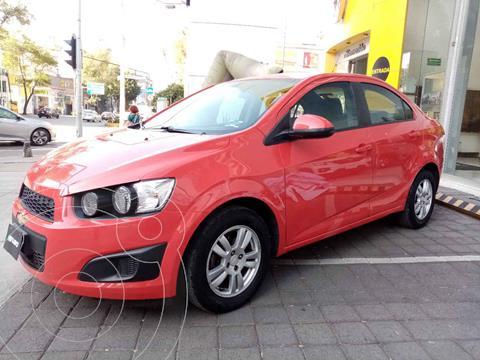 foto Chevrolet Sonic LT Aut usado (2016) color Rojo precio $149,000