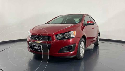 Chevrolet Sonic LT usado (2015) color Rojo precio $129,999