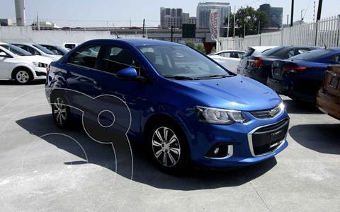 Chevrolet Sonic Premier Aut usado (2017) color Azul precio $189,990