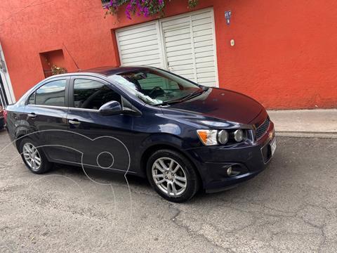 Chevrolet Sonic LTZ Aut usado (2014) color Azul precio $115,000