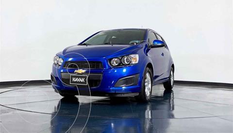 Chevrolet Sonic LTZ Aut usado (2016) color Azul precio $169,999