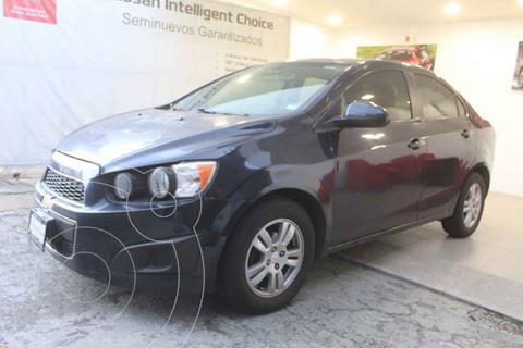 Chevrolet Sonic LT Aut usado (2014) color Gris precio $139,000