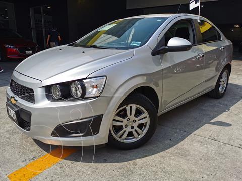 Chevrolet Sonic LT usado (2016) color Plata Brillante precio $150,000