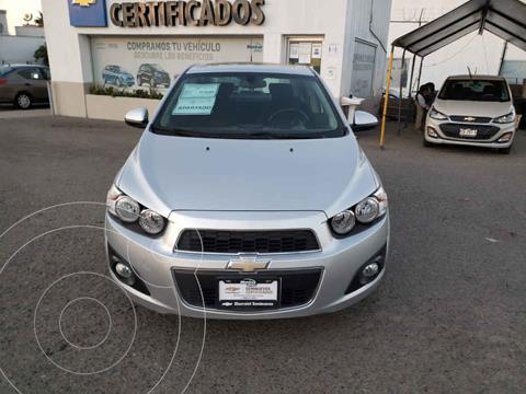 Chevrolet Sonic LTZ Aut usado (2016) color Plata precio $175,000