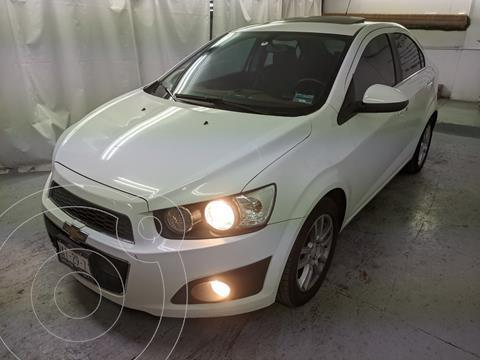 Chevrolet Sonic LTZ Aut usado (2016) color Blanco precio $144,900