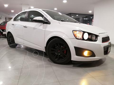 Chevrolet Sonic LTZ Aut usado (2015) color Blanco precio $155,800