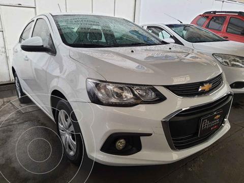 Chevrolet Sonic LS usado (2017) color Blanco precio $169,000