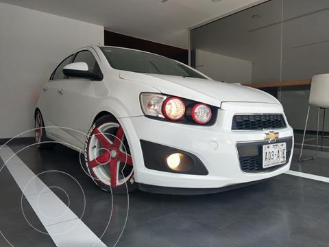 Chevrolet Sonic LTZ Aut usado (2016) color Blanco precio $175,800
