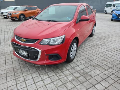 Chevrolet Sonic LS usado (2017) color Rojo precio $180,000