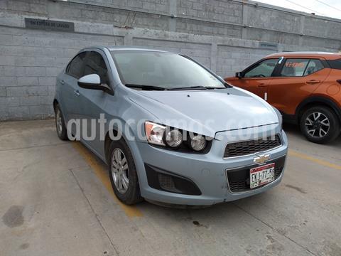 Chevrolet Sonic LT Aut usado (2014) color Azul Claro precio $129,000