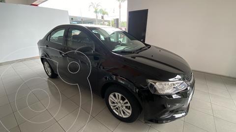 Chevrolet Sonic LTZ Aut usado (2017) color Negro financiado en mensualidades(enganche $45,900 mensualidades desde $4,400)