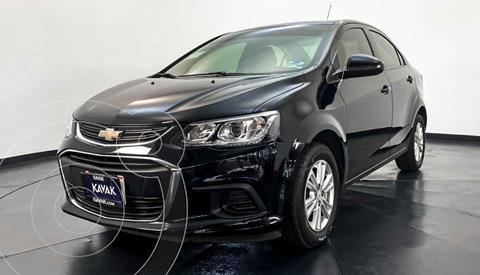 Chevrolet Sonic LT Aut usado (2017) color Negro precio $157,999