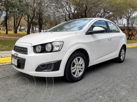 Chevrolet Sonic LT Aut usado (2016) color Blanco precio $145,000