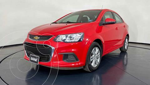 Chevrolet Sonic LT Aut usado (2017) color Rojo precio $159,999