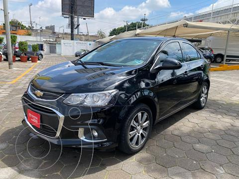 Chevrolet Sonic Premier Aut usado (2017) color Negro precio $199,000