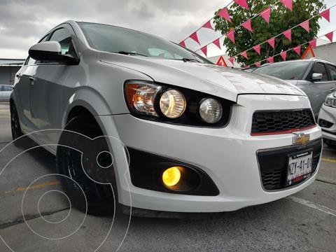 Chevrolet Sonic LTZ Aut usado (2015) color Blanco precio $159,800