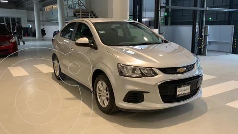 Chevrolet Sonic LT usado (2017) color Plata Dorado precio $182,000