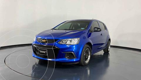 Chevrolet Sonic LT HB usado (2017) color Azul precio $174,999