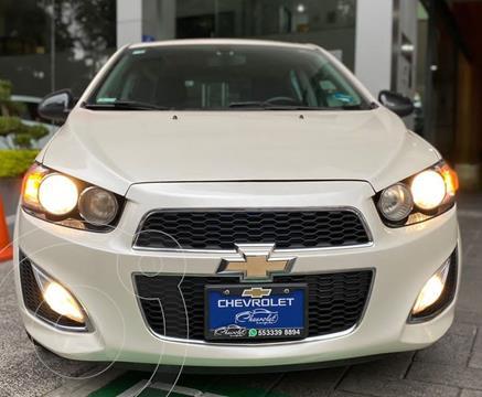 Chevrolet Sonic LT HB usado (2014) color Blanco precio $175,000
