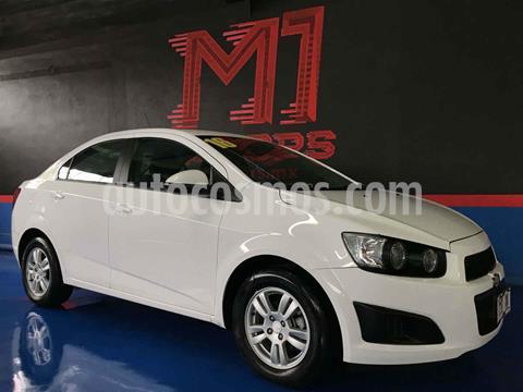 Chevrolet Sonic LT Aut usado (2016) color Blanco precio $149,500