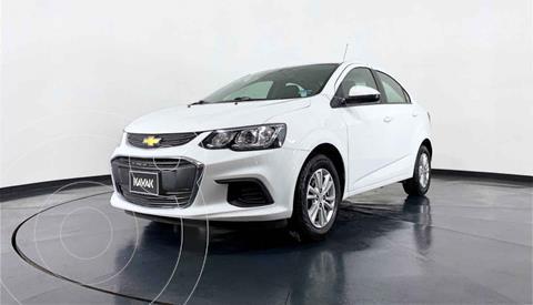 Chevrolet Sonic LT Aut usado (2017) color Blanco precio $167,999