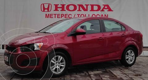 Chevrolet Sonic LS usado (2014) color Rojo precio $135,000