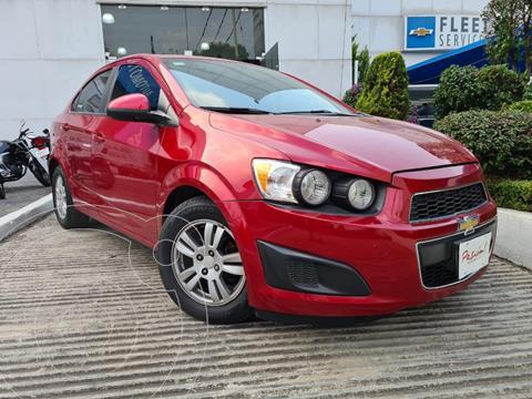 Chevrolet Sonic LT Aut usado (2013) color Rojo Cobrizo precio $125,000