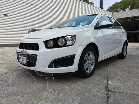Chevrolet Sonic LT usado (2016) color Blanco precio $139,000