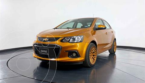 Chevrolet Sonic LT Aut usado (2017) color Naranja precio $167,999