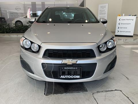 Chevrolet Sonic LT Aut usado (2016) color Blanco precio $143,000