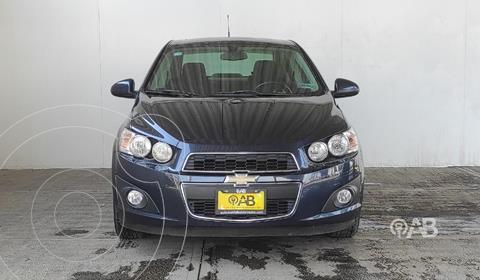 Chevrolet Sonic LTZ Aut usado (2016) color Azul precio $150,000