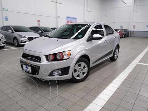 Chevrolet Sonic LS usado (2013) color Plata Dorado precio $125,000