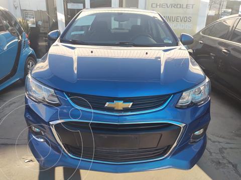 Chevrolet Sonic Premier Aut usado (2017) color Azul precio $190,000