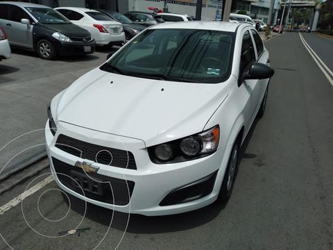 Chevrolet Sonic LS usado (2015) color Blanco precio $116,000