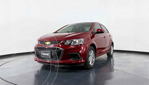 Chevrolet Sonic LT Aut usado (2017) color Rojo precio $172,999