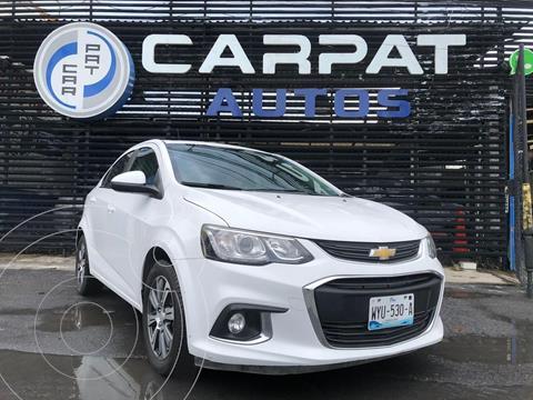 Chevrolet Sonic Premier Aut usado (2017) color Blanco precio $184,000