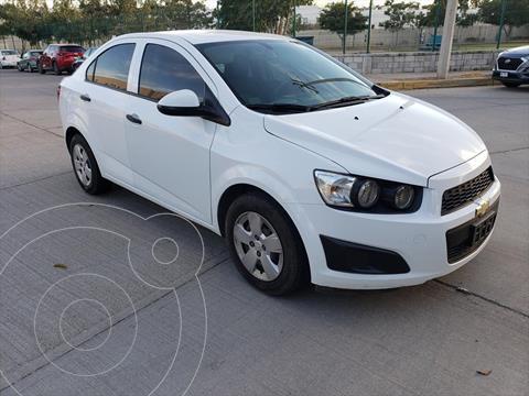 Chevrolet Sonic LS L4/1.6 MAN usado (2016) color Blanco precio $135,000