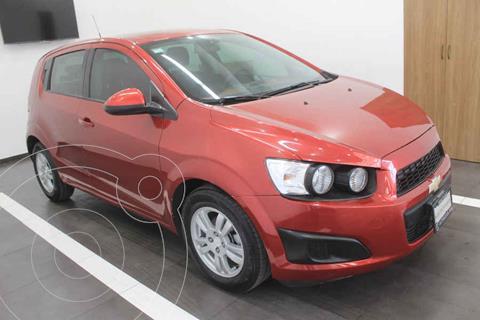 Chevrolet Sonic Version usado (2016) color Rojo precio $159,000