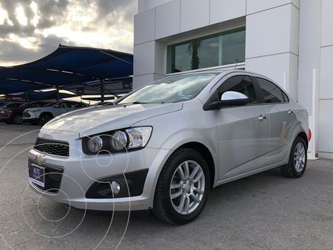 Chevrolet Sonic LTZ Aut usado (2016) color Plata Dorado precio $150,000