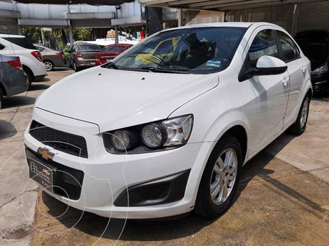 Chevrolet Sonic LT Aut usado (2016) color Blanco precio $154,500