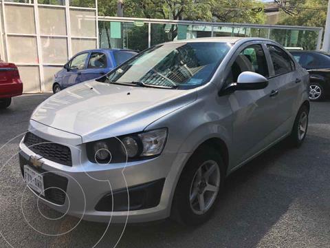 Chevrolet Sonic LS usado (2016) color Plata precio $139,000