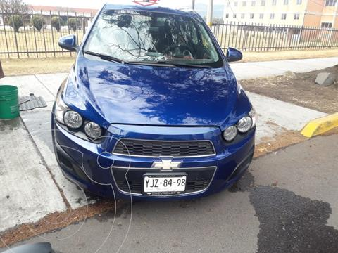 Chevrolet Sonic LT usado (2013) color Azul precio $118,000
