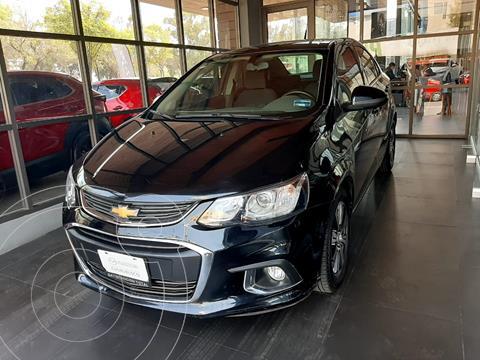 Chevrolet Sonic Premier Aut usado (2017) color Negro precio $169,000