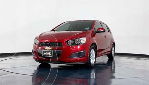 Chevrolet Sonic LT HB Aut usado (2016) color Rojo precio $152,999