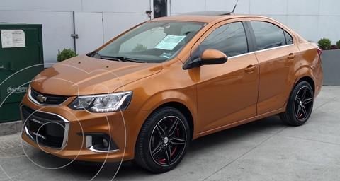 foto Chevrolet Sonic Premier Aut usado (2017) color Naranja precio $187,000