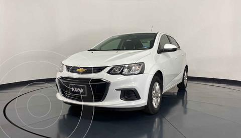 Chevrolet Sonic LT HB Aut usado (2017) color Blanco precio $179,999