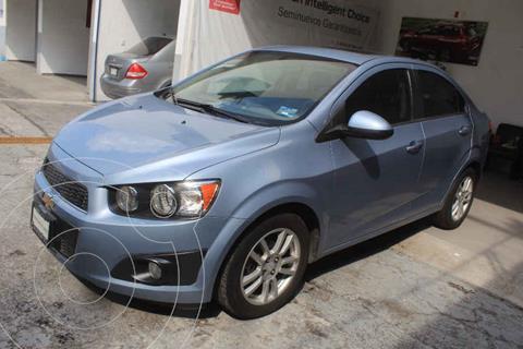 Chevrolet Sonic LTZ Aut usado (2012) color Azul precio $149,000