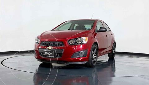 Chevrolet Sonic LS usado (2014) color Gris precio $112,999