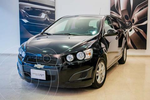 Chevrolet Sonic LT 1.6L L4 115HP AT usado (2016) color Negro precio $159,000